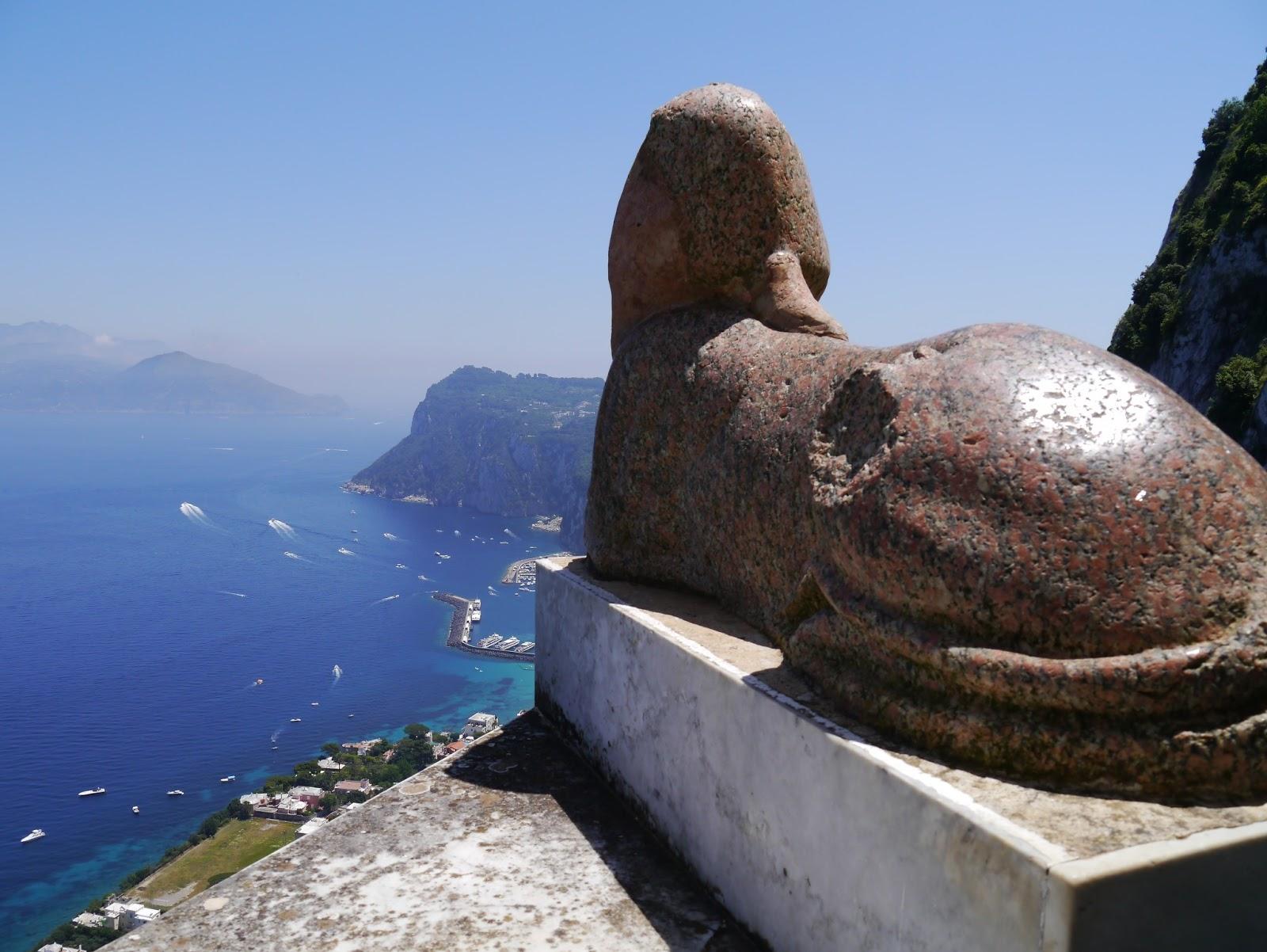 A Weekend On Capri Villa San Michele La Vie Boheme Travel