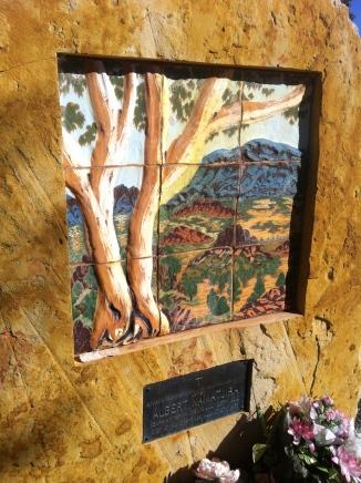 Grave of Albert Namatjira, Alice Springs