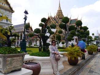 At The Grand Palace, Bangkok